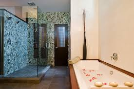 Bathroom:Modern Master Spa Bathroom Idea Fantastic Modern Master Bathroom  Decor Style