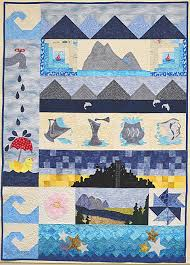 Along Came Quilting's Blog | Ramblings from a Quilt Shop Owner & Along came 2016, and Josée finished her Row by Row quilt again in record  time to win a fat quarter bundle from Quilt Thyme in Kingston. Adamdwight.com