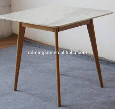round marble top and oak leg marble coffee table marble dining table
