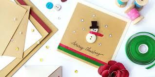 Homemade Card Templates Homemade Cards Easy Card Designs Templates Christmas Making
