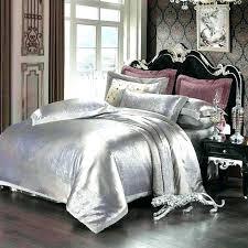 velvet bedding king green elegant jacquard satin sets silk duvet cover bed sheet comforter set beautiful