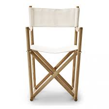canvas folding chairs.  Chairs MK99200 Folding Chair Oiled Oak U0026 White Canvas Inside Chairs U