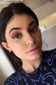 1000 ideeën over kylie jenner makeup tutorial op lip instructie make uptutorial en gezicht make up