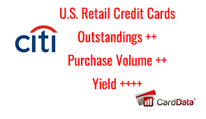 Quarter Cards Citibank Retail Cards Gather More Steam In The First Quarter