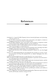 references in the light of evolution volume ii biodiversity page 347
