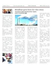 Magazine Article Format Template Free Magazine Layout Tes Awesome Word Te Article For Template