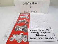 hayabusa wiring suzuki oem 2006 k6 wiring diagram manual hayabusa rm dr sv lt 99923 54006