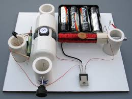Simple Electric Motors Award winning Science Projects