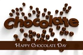 50 Happy Chocolate Day Quotes And Wallpapers For Whatsapp And