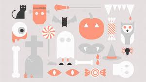 Desktop Aesthetic Halloween Wallpapers ...