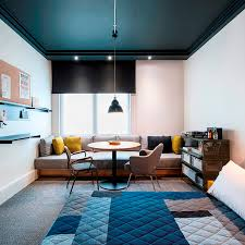 british interior design. ACE HOTEL BY UNIVERSAL DESIGN STUDIO \u2013 The Pared-back, Industrial Rooms In This British Interior Design
