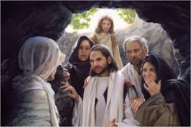 Image result for pictures of jesus raising lazarus