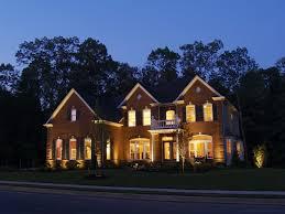 Soffit Lighting Outdoor Soffit Lighting Home Design Ideas - Exterior residential lighting
