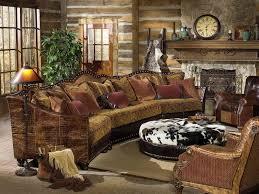 image of rustic cabin decorating ideas rustic living room furniture ideas
