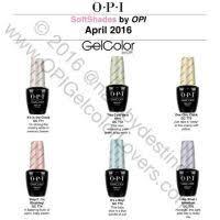 Opi Gel Color Chart 2016 Opi Gel Color Chart 2016 Gel Colors Opi Nail Polish