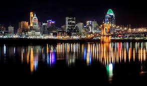 900x529 cincinnati skyline in colors photograph by keith allen cincinnati skyline painting