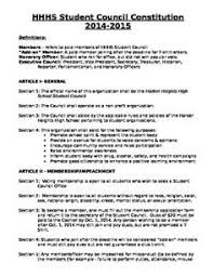 student council contract doc students teacher tools and teacher student council advisor packet