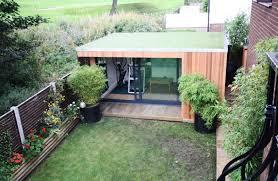 Outdoor Office Design Ideas Garden Office 1 Invoiceberry Blog