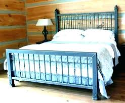 king bed frame with headboard and footboard – stuntfestival.co