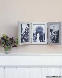 Photo Frame Ideas   Martha Stewart