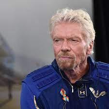 Flugverbot für Virgin Galactic ...