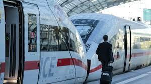 Bundesweit massiv beeinträchtigt (streik der gewerkschaft deutscher lokomotivführer). 3myby3egphyrhm