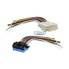 s10 wiring harness car stereo radio wiring harness combo for 1988 2005 buick chevrolet pontiac gmc fits