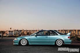 1990 Acura Integra - Built On Pride - Honda Tuning Magazine
