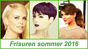 Frisuren Sommer 2016 Youtube