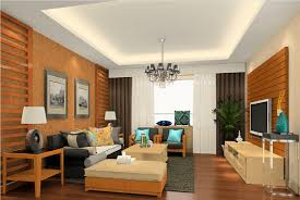 House Interior Walls Design American Style
