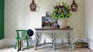 entry table decor ideas how to