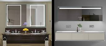 led lighted medicine cabinet aluminum mirror manufacturer china hotel home interior 6 led lighted medicine cabinet d80