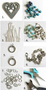 boho layered necklace with pendant