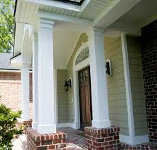 exterior column wraps. Exterior Column Wraps H