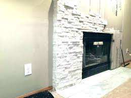 refacing a brick fireplace with stone veneer refacing brick fireplaces refacing ck fireplace with tile a
