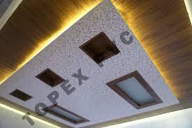 Ceiling Panel Design Topex Pvc Wall Ceiling Panels Noida Sector 65 False
