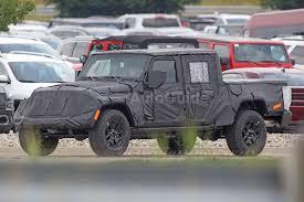 Upcoming Wrangler Pickup May be a Convertible » AutoGuide.com News
