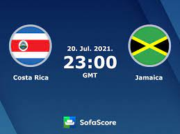 Costa Rica vs Jamaica live score, H2H ...