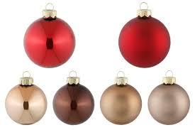 Weihnachten Rustikal Glas Christbaumschmuck Online Kaufen