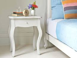 kids side table inexpensive bedroom furniture nursery nightstand small white round and stools laptop kitchen nightmares fake