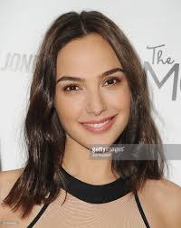 News Photo Actress Gal Gadot attends Ford Warriors In Pink.