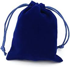10Pcs Thick <b>Drawstring Velvet</b> Cloth Jewelry <b>Pouch</b> Pocket Gift <b>Bag</b> ...