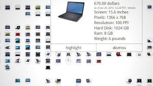 Laptop Comparison Chart Find The Right Laptop For You With This Interactive