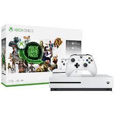 Купить <b>Игровая консоль Xbox</b> One <b>Microsoft</b> S 1TB + 3M Game ...