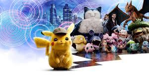 pokemon detective pikachu wallpapers ...