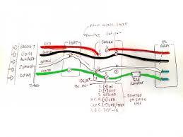 wiring diagram 4 wire smoke alarm wiring diagram 2 018 4 wire fire alarm system wiring diagram pdf at Fire Alarm Module Wiring Diagram