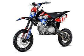 stomp z2 140 crf70 welsh pit bikes