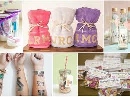 cute and simple bachelorette party favor ideas bridal showers
