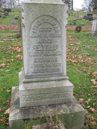 Lucy Reamer Eisaman (1831-1915) - Find A Grave Memorial