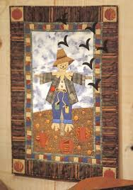 87 best Happy Halloween! images on Pinterest | Halloween quilts ... & Patches: The Pumpkin Patch Protector paper-pieced wall quilt by Jaynette  Huff. Adamdwight.com